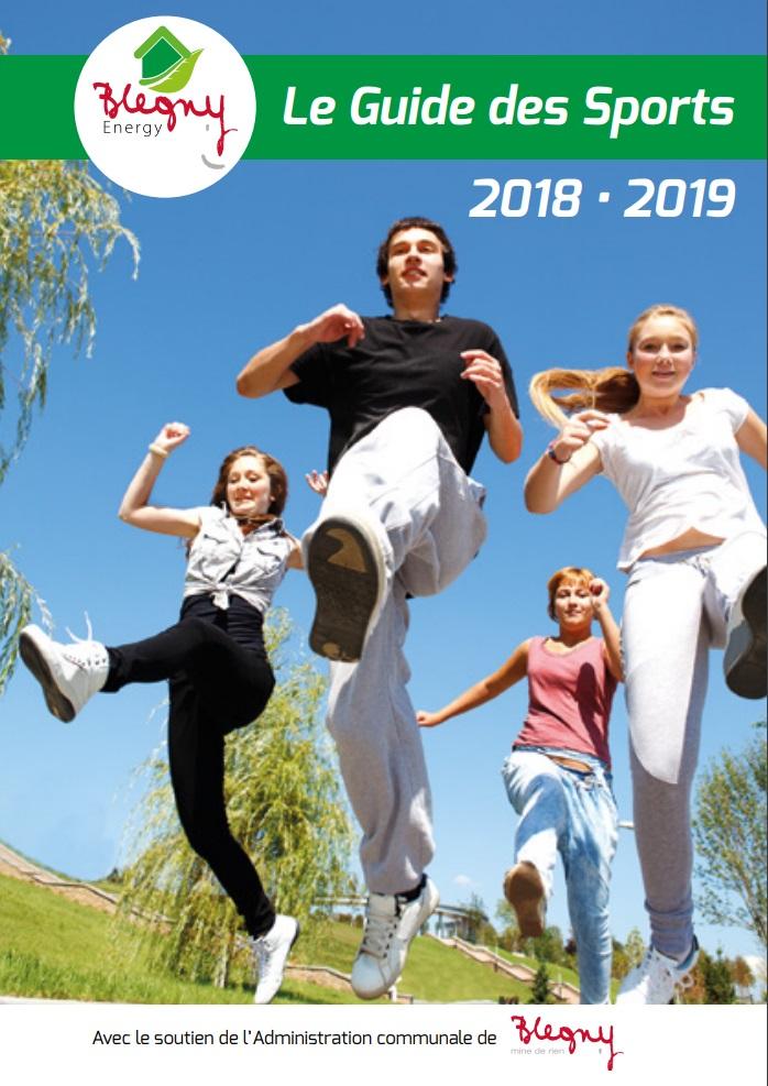 guide des sports 2017 2018
